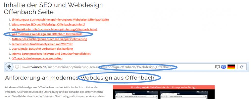 suchmaschinenoptimierung seo und webdesign offenbach